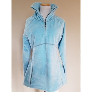 Obermeyer Super Soft Flared Half Zip Fleece Tunic